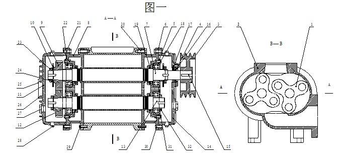 鼓风机的结构与工作原理